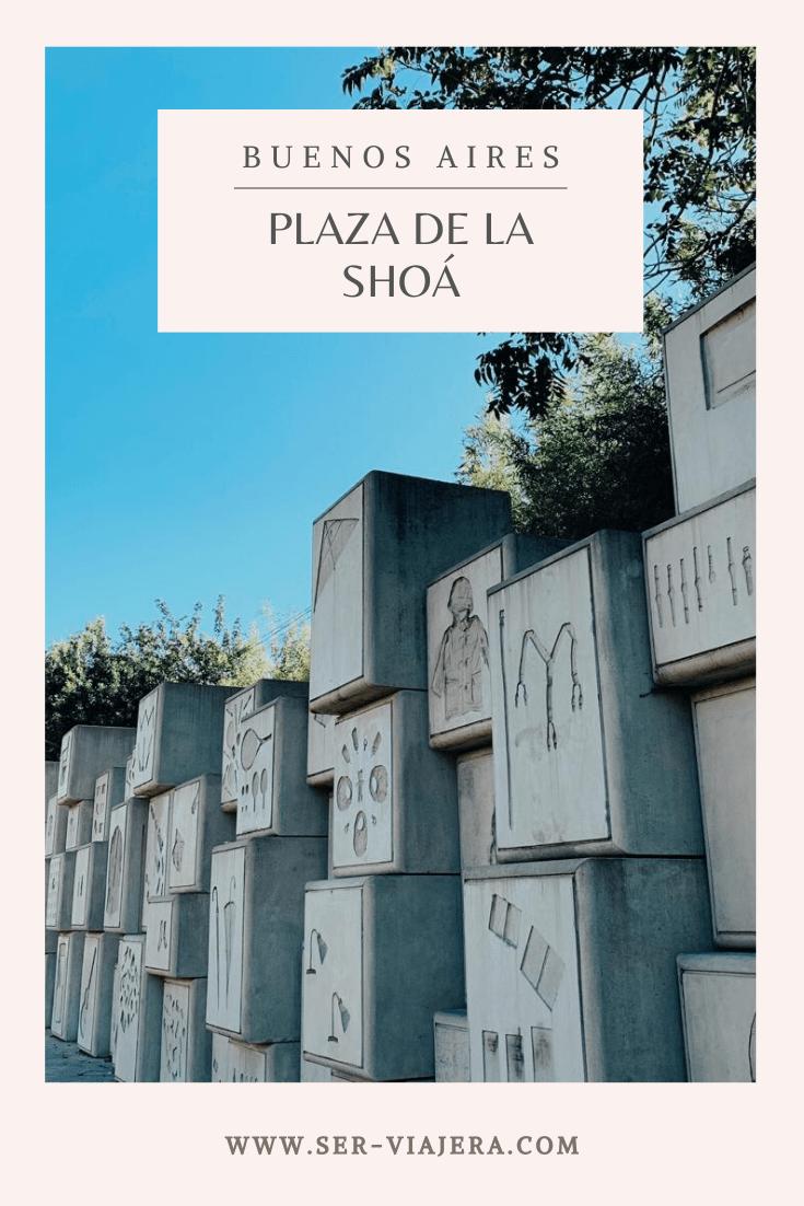 plaza de la shoa ser viajera
