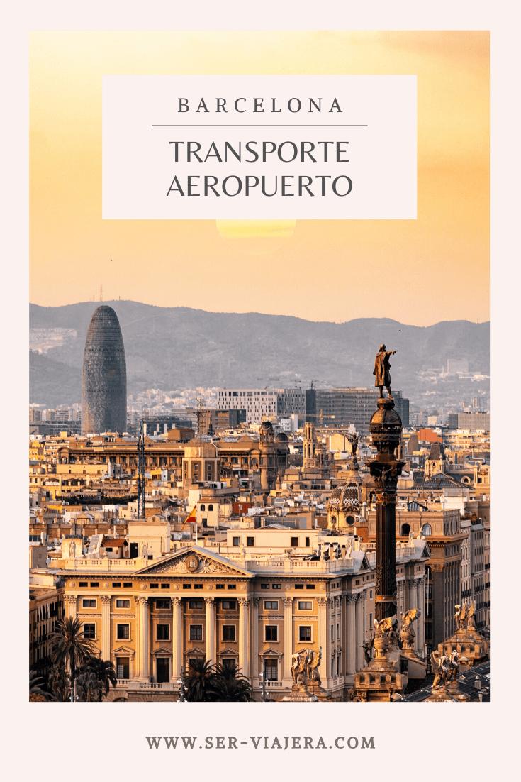 transporte aeropuerto barcelona
