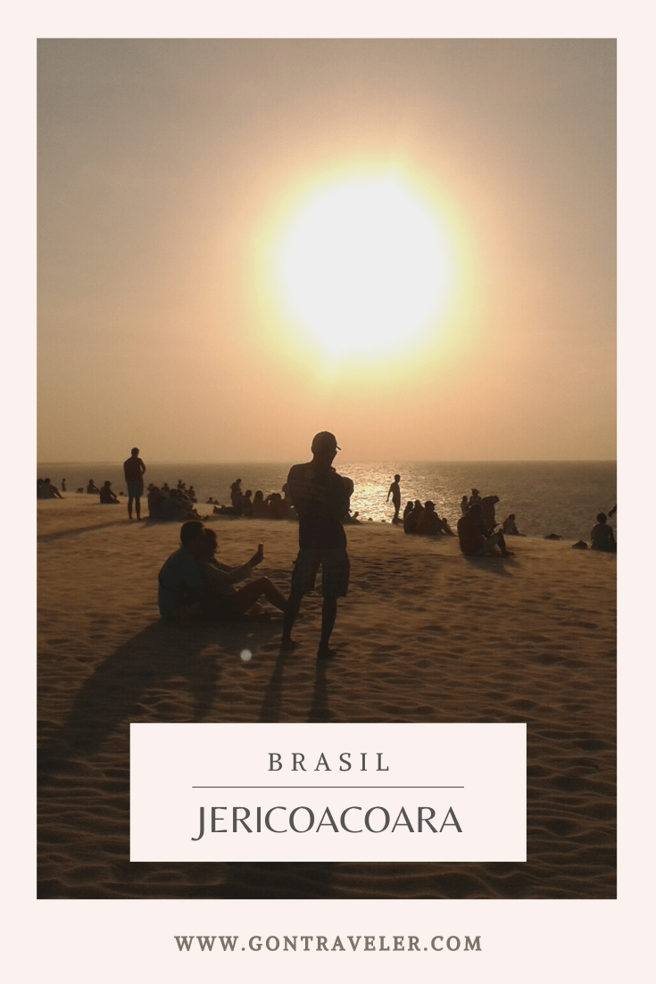 qué hacer en jericoracoara brasil ser viajera