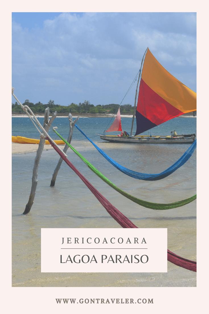 lagoa paraiso jericoacoara ser viajera