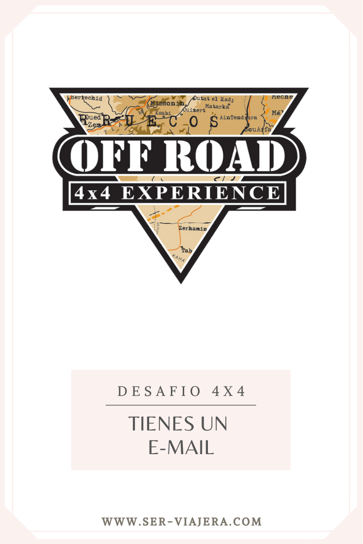 off road experience ser viajera