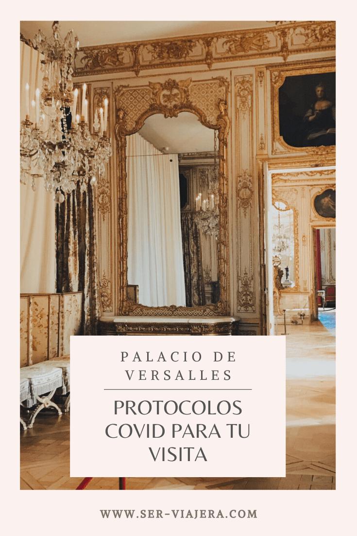 palacio de versalles ser viajera
