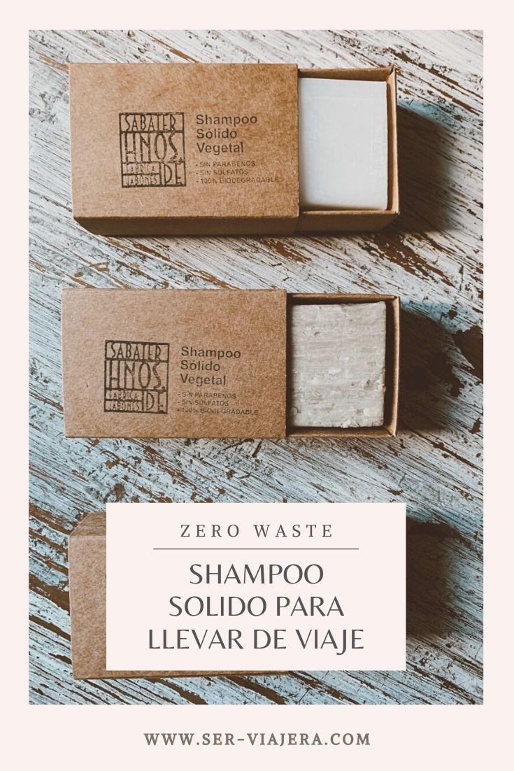 productos zero waste para viajar