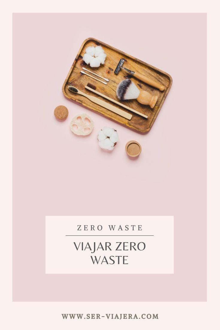 viajar zero waste ser viajera